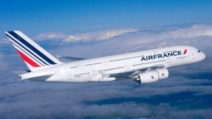 Air France desvía vuelo a Caracas por la situación que vive Venezuela #30Abr