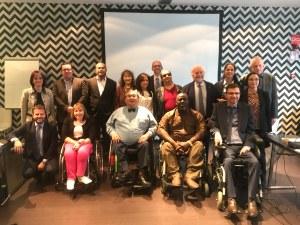 Consorven se reunió con el presidente de España para tratar tema de discapacidad en Venezuela