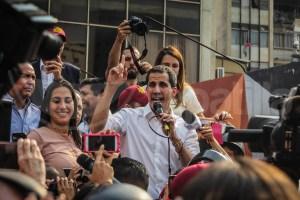 Guaidó anunciará próxima fase de la Operación Libertad en el cabildo abierto del #19Abr