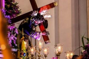 EN FOTOS: Fieles veneran al Nazareno de San Pablo y piden por Venezuela