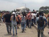 En Fotos: Así se encuentra el puente fronterizo Simón Bolívar este Miércoles Santo #17Abr