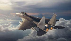 """En FOTOS: Así sería el futurista caza de combate """"Advanced Eagle"""" de Boeing"""