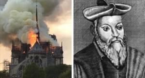 La verdad sobre la profecía de Nostradamus sobre incendio de Notre Dame