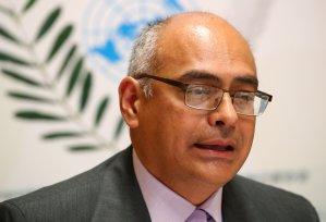 Ministro del régimen de Maduro, Carlos Alvarado, negó caso de virus chino en Venezuela