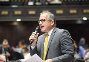 Francisco Sucre: Seguiremos luchando por Venezuela pese al terrorismo del usurpador
