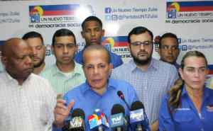 Manuel Rosales: La bandera, tarjeta y colores de UNT son expresión de amor de los venezolanos
