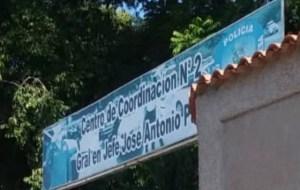 LA FOTO: Empelotados y contra el suelo tienen a los presos en la policía de Acarigua
