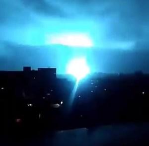 """EN VIDEO: La súper explosión """"de película"""" que dejó a gran parte de Zulia sin luz #24May"""