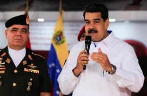 """Las insólitas rimas de Maduro para """"defender la patria"""" (VIDEO +Remigio jugando)"""