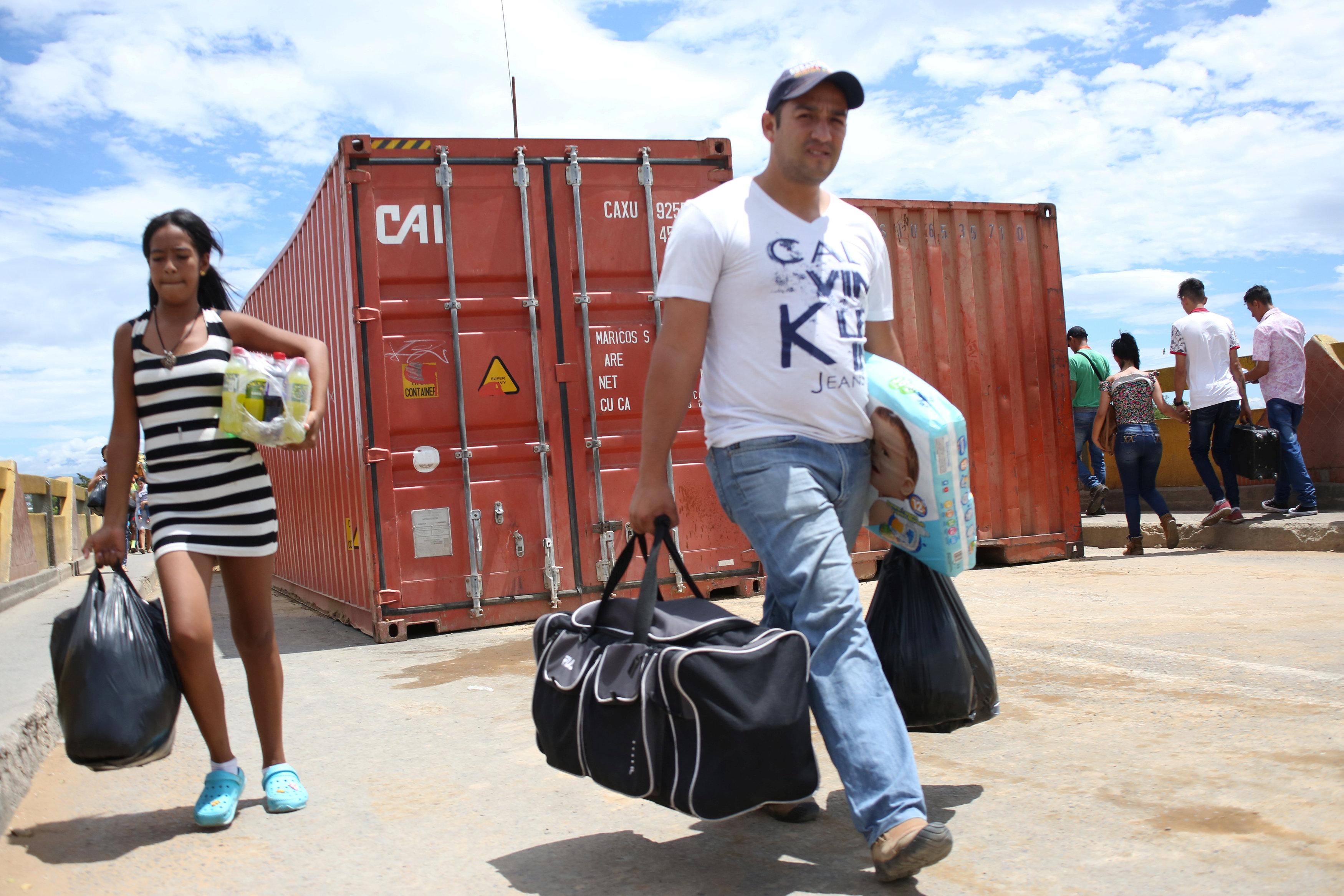 Historias de los venezolanos del fin del mundo