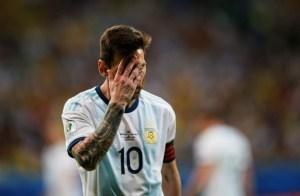 Messi y una lección de humildad para los argentinos: Nos creemos mejores que todos, pero estamos lejos