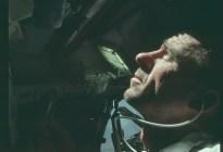 Astronautas de las misiones Apollo celebran 50 aniversario de llegada a la Luna