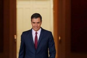 La investidura se le complica a Pedro Sánchez en España
