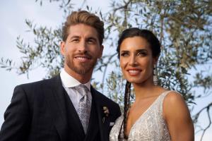 Los detalles en cifras de la boda millonaria de Sergio Ramos y Pilar Rubio