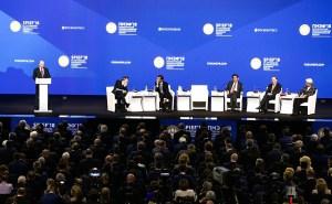 La economía rusa de Putin no crece por decreto