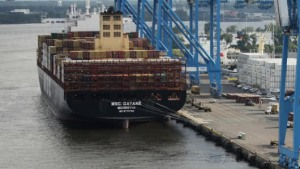 Hallan cocaína avaluada en 1.000 millones de dólares en buque que llegó a EEUU