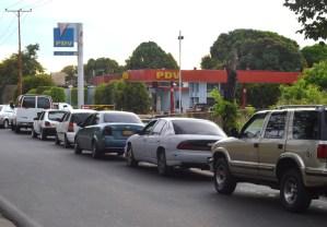 El estado Bolívar se quedará sin despacho de combustible este #13Oct