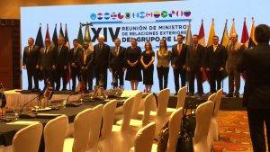 Grupo de Lima se reúne para seguir presionando al régimen de Maduro este #23Jul