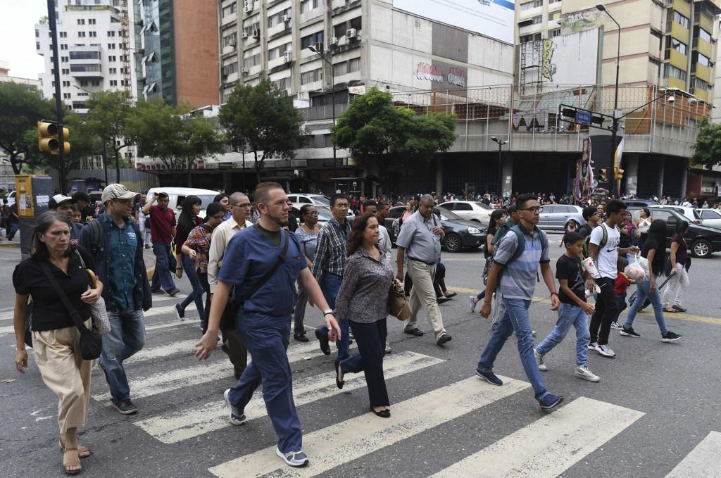 Varios estados vuelven a sufrir un nuevo mega apagón rojo #23Jul