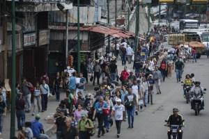 9:10am Nuevo apagón rojo se registra en varias zonas de Caracas #23Jul