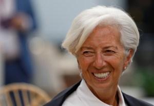 Líderes de la UE confirman a Christine Lagarde como jefa del Banco Central Europeo