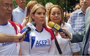 Griselda Reyes: Acep no se rinde
