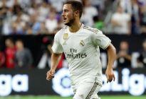 Hazard estrena titularidad en el Madrid, Icardi en el once del PSG