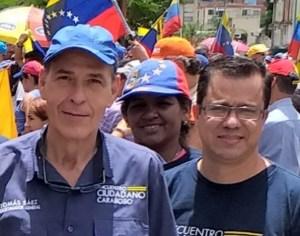 Tomás Sáez: El régimen es experto en crear caos y destrucción