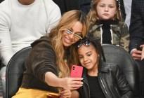 ¿No heredó el talento? Así canta la hija de Beyoncé a sus siete años (Video)