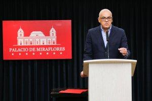 La llorantina de Jorge Rodríguez por la gira de Guaidó en Europa #23Ene