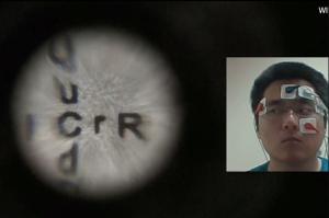 Los lentes de contacto robóticos que hacen ZOOM como una cámara (VIDEO)