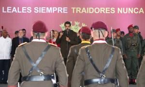 Las lista de operaciones insurgentes y movimientos militares que tienen a más de un centenar de oficiales detenidos en Venezuela