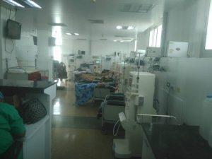 Falta de agua amenaza salud de pacientes en el hospital de La Guaira