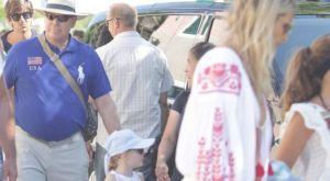 Jacques y Gabriella de Mónaco se embarcan con papá a bordo de su espectacular yate (FOTOS)