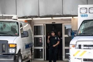 Así fue el traslado de Jeffrey Epstein hasta la medicatura forense (Fotos)
