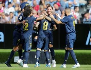 Con este GOLAZO el Real Madrid comenzó su racha triunfal por La Liga (VIDEO)