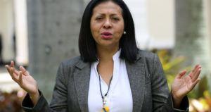 Dignora Hernández: Es lamentable que no se dialogue con la sociedad venezolana