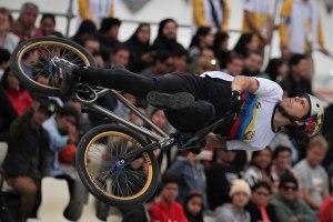 Daniel Dhers gana ORO para Venezuela en los Panamericanos en BMX estilo libre (VIDEO)