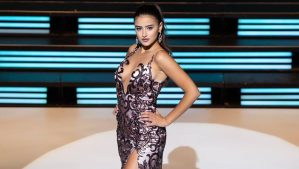 Aiona Santana, la venezolana que podría convertirse en Miss Canadá 2019