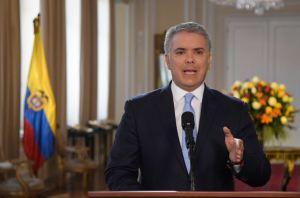 Duque aclaró a Guterres que su gobierno dialoga con Guaidó pero denuncia a Maduro (Video)