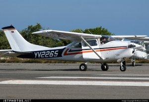 Avioneta desaparecida en el estado Bolívar fue hallada, reportan un fallecido