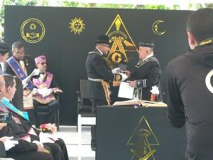 Masones venezolanos firman histórico acuerdo en Caracas