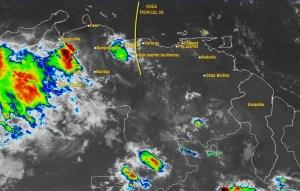El estado del tiempo en Venezuela este domingo #25Ago, según el Inameh