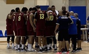 De campeones a renegados: Vinotinto del básquet detiene entrenamientos por diferencias con el DT