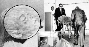 Revelan imágenes NUNCA ANTES VISTAS del cadáver de Marilyn Monroe en la morgue