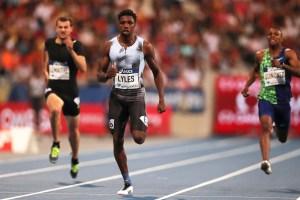 El estadounidense Noah Lyles le arrebata a Usain Bolt el récord de los 200 metros