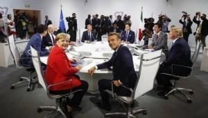 """G7 acuerda ayudar a países afectados por incendios en Amazonía """"lo más rápido posible"""""""