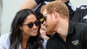 ¡Ni tan príncipe! Filtran foto Meghan Markle y su primer novio