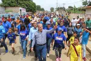 Manuel Rosales: La gente exige atención al sufrimiento que causa el problema eléctrico