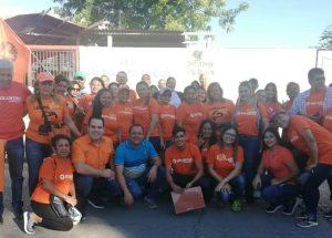 """VP continúa en las calles de Aragua y se activa al """"casa por casa"""" (Fotos)"""